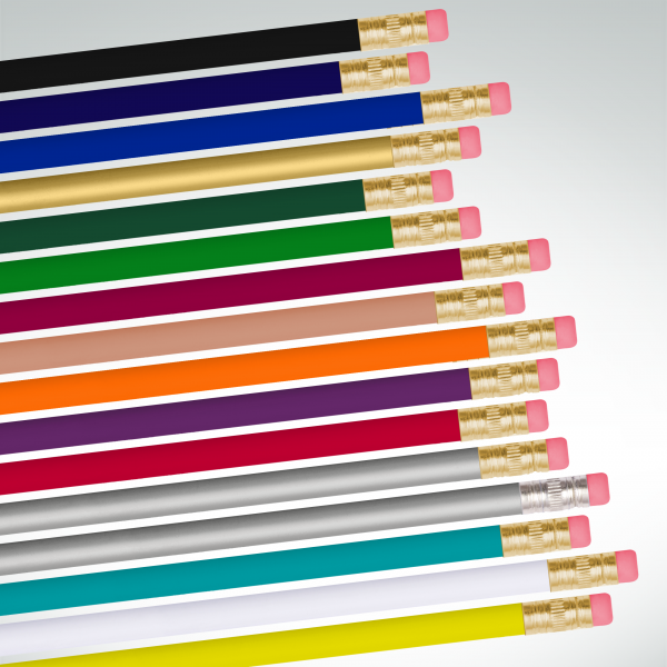 custom pencil colors