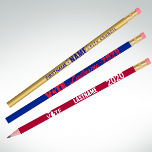 custom personalized pencil
